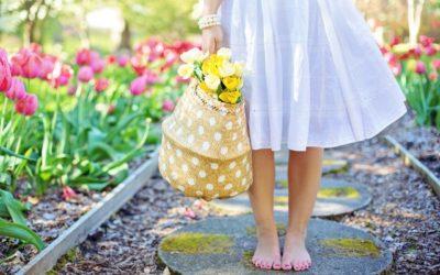 Alivia la sensación de las piernas cansadas en primavera